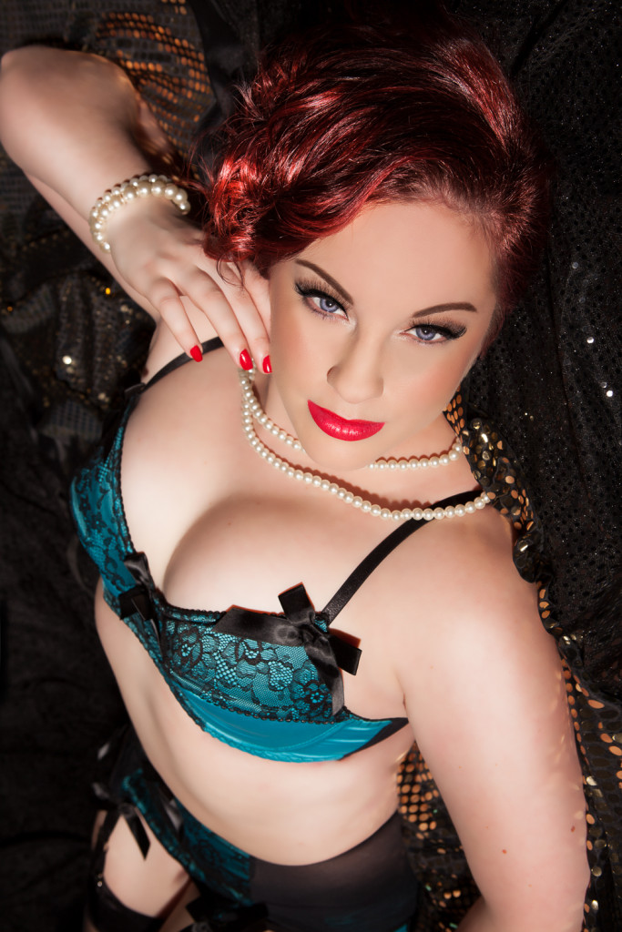 Claire Seville Boudoir and Pin Up Photo Shoots