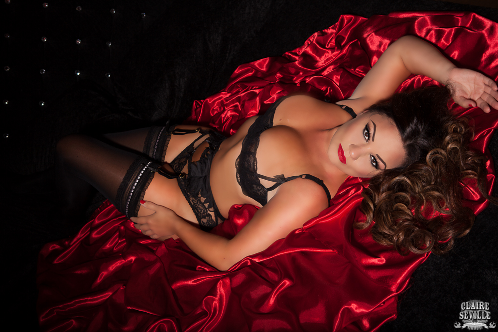 A Boudoir Photoshoot Xmas Deal